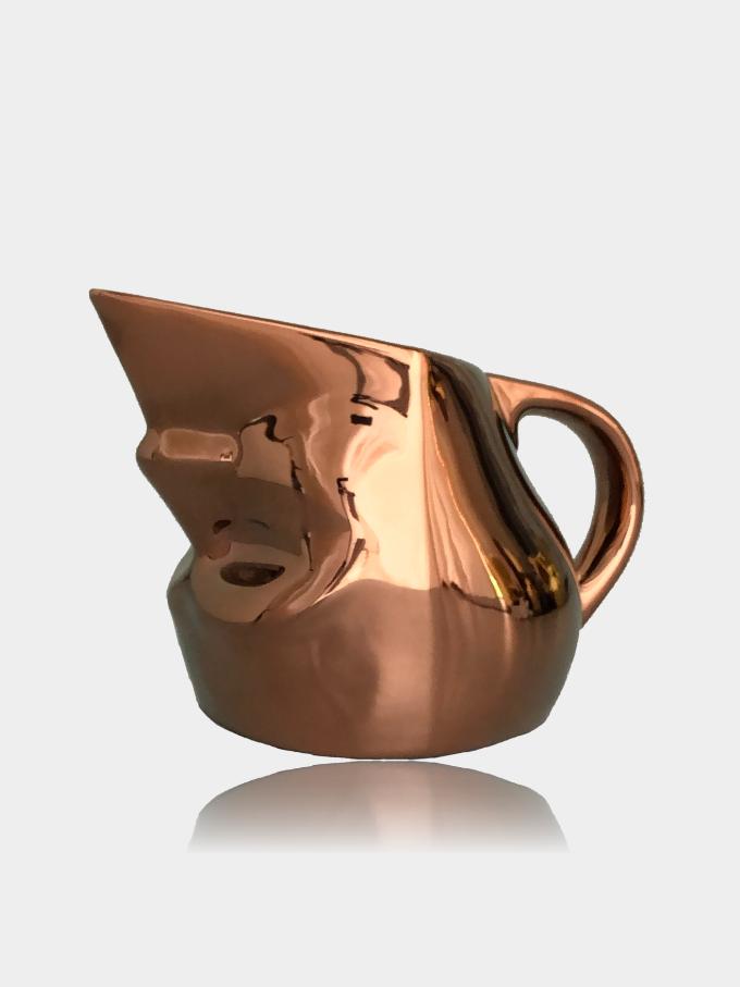 Bauta di Venezia Caraffa in Ceramica