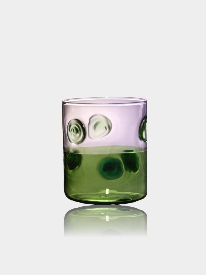 Bicchiere Bolle Verdi