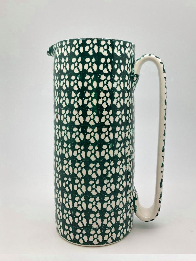 Caraffa in ceramica Tuttoattaccato