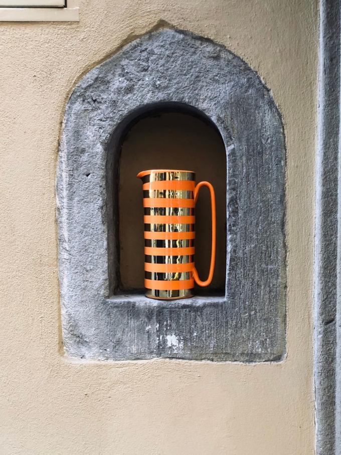 Caraffa in Ceramica Buchette del Vino Firenze