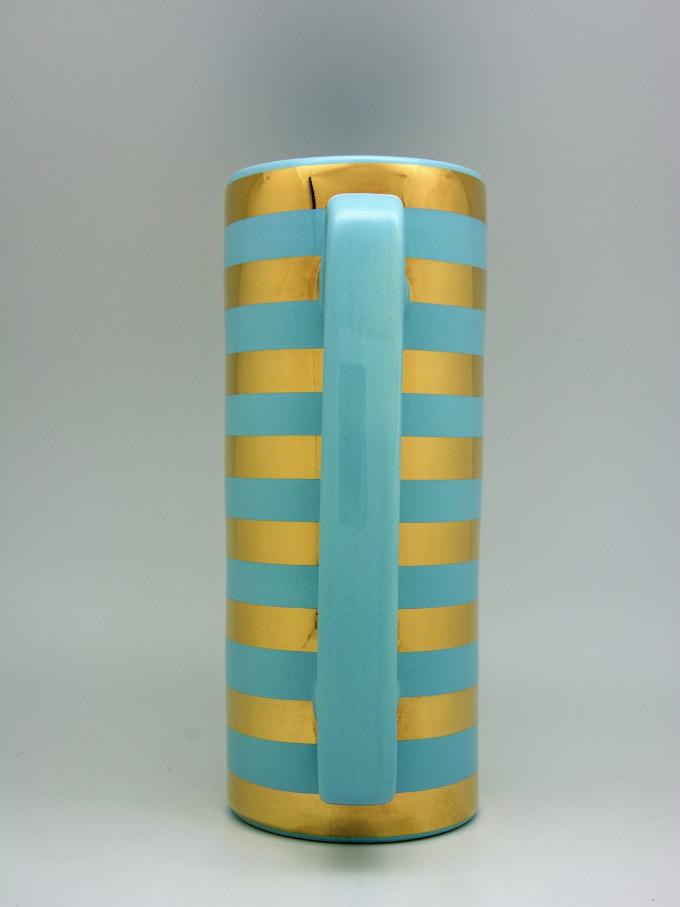Caraffa in Ceramica in Terzo Fuoco